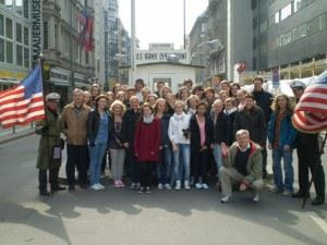 Private Tour Berlin - Guided Tour Berlin - checkpoint charly